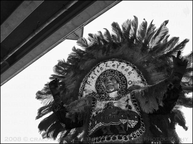 Big Chief Alfred Doucette